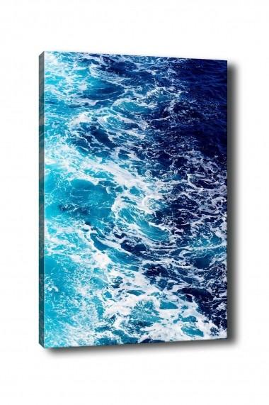 Tablou decorativ din panza Bract 529TCR1224 multicolor