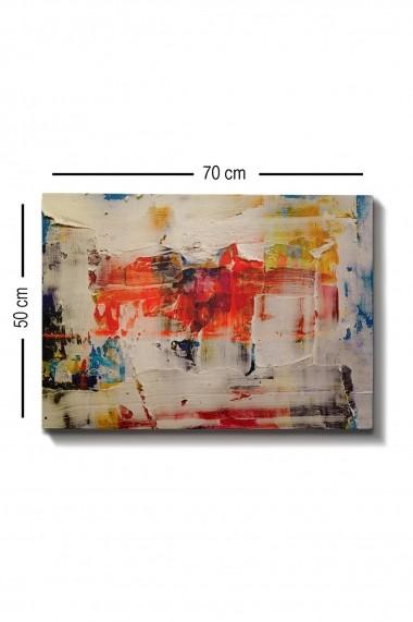 Tablou decorativ din panza Bract 529TCR1245 multicolor