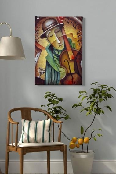 Tablou decorativ din panza Bract 529TCR1271 multicolor