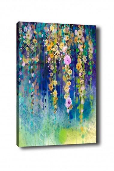 Tablou decorativ din panza Bract 529TCR1296 multicolor