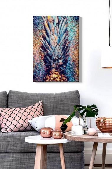 Tablou decorativ din panza Bract 529TCR1304 multicolor