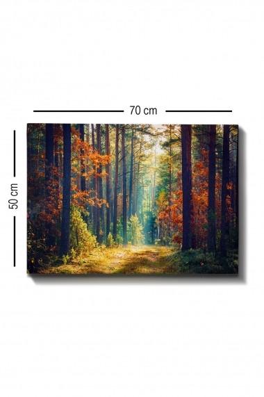 Tablou decorativ din panza Bract 529TCR1376 multicolor