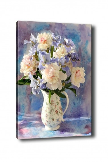 Tablou decorativ din panza Bract 529TCR1194 multicolor