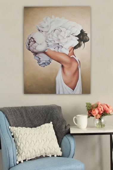 Tablou decorativ din panza Bract 529TCR2180 multicolor