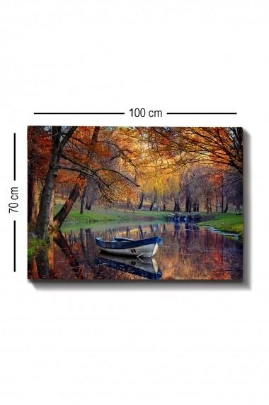 Tablou decorativ din panza Bract 529TCR1394 multicolor