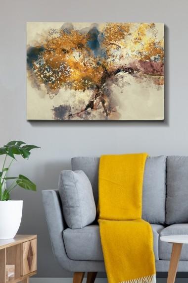 Tablou decorativ din panza Bract 529TCR1553 multicolor