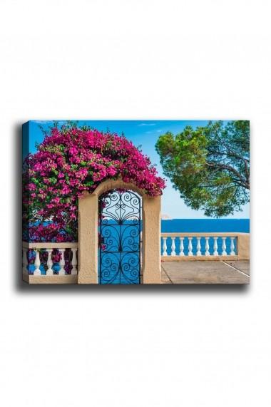 Tablou decorativ din panza Bract 529TCR1569 multicolor