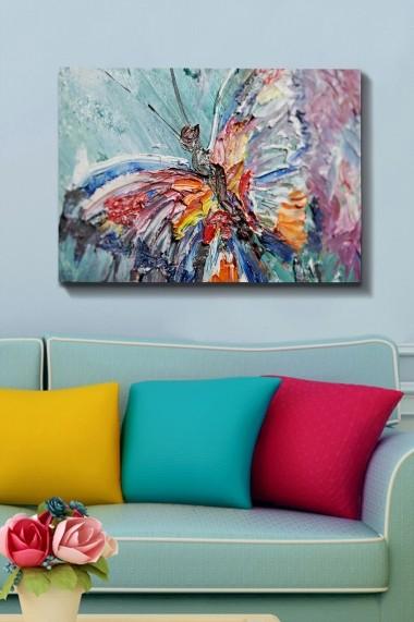 Tablou decorativ din panza Bract 529TCR1597 multicolor