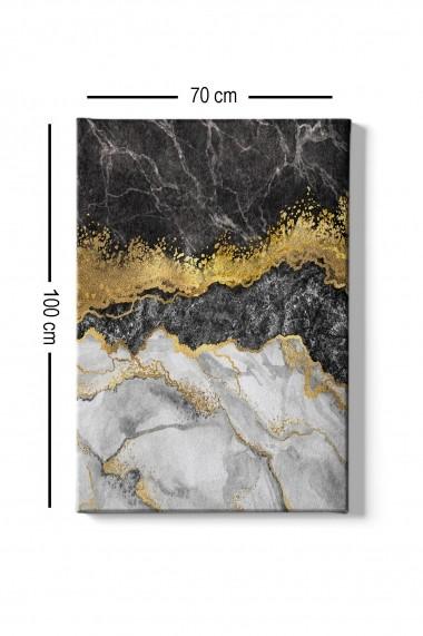 Tablou decorativ din panza Bract 529TCR1457 multicolor