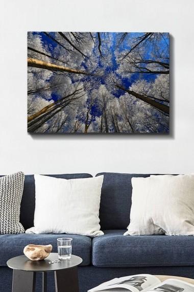 Tablou decorativ din panza Bract 529TCR1401 multicolor