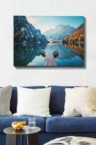 Tablou decorativ din panza Bract 529TCR1469 multicolor