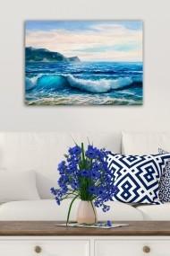 Tablou decorativ din panza Bract 529TCR1602 multicolor