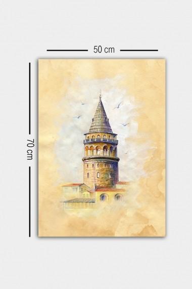 Tablou decorativ din panza Bract 529TCR1604 multicolor