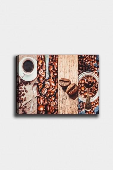 Tablou decorativ din panza Bract 529TCR1609 multicolor
