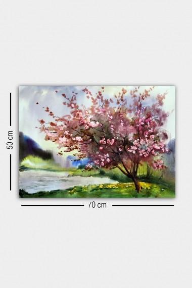 Tablou decorativ din panza Bract 529TCR1613 multicolor
