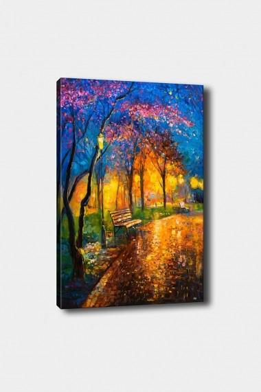 Tablou decorativ din panza Bract 529TCR1629 multicolor