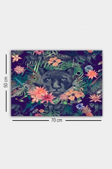 Tablou decorativ din panza Bract 529TCR1630 multicolor