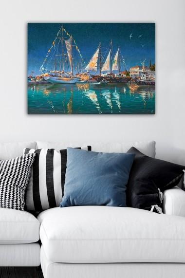 Tablou decorativ din panza Bract 529TCR1641 multicolor