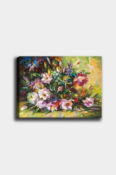 Tablou decorativ din panza Bract 529TCR1648 multicolor