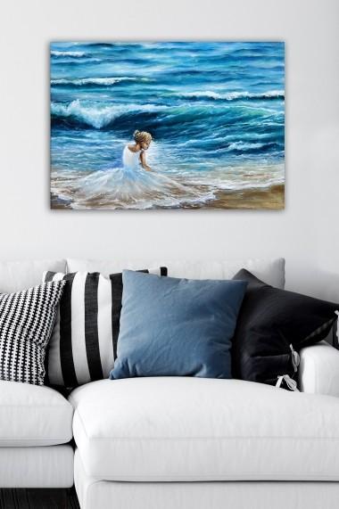 Tablou decorativ din panza Bract 529TCR1658 multicolor