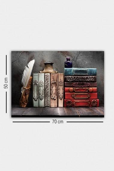 Tablou decorativ din panza Bract 529TCR1669 multicolor