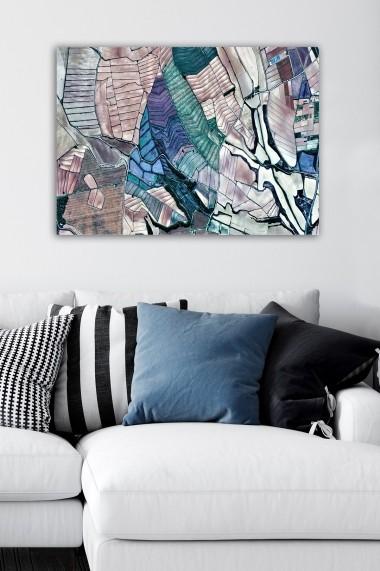 Tablou decorativ din panza Bract 529TCR1676 multicolor