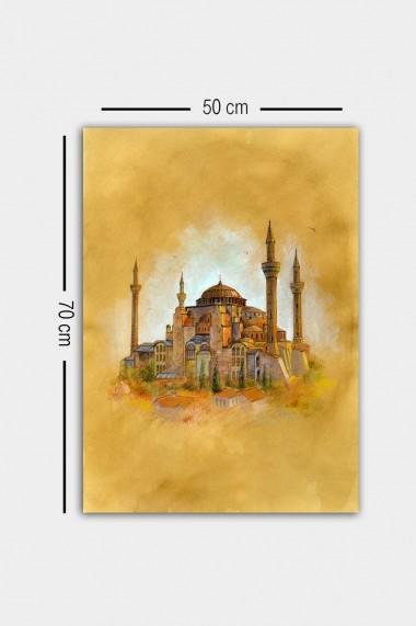 Tablou decorativ din panza Bract 529TCR1677 multicolor
