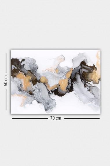 Tablou decorativ din panza Bract 529TCR1680 multicolor