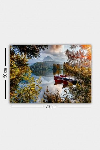 Tablou decorativ din panza Bract 529TCR1682 multicolor