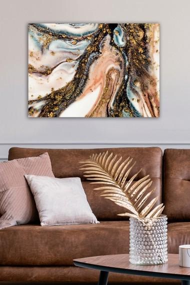 Tablou decorativ din panza Bract 529TCR1691 multicolor