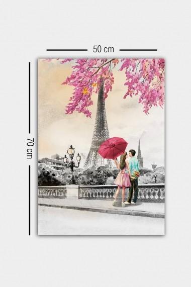 Tablou decorativ din panza Bract 529TCR1707 multicolor