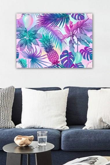 Tablou decorativ din panza Bract 529TCR1712 multicolor