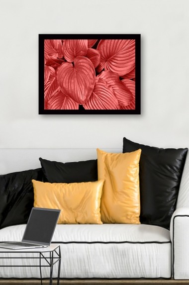 Tablou cu rama din lemn Marvellous 537MRV1186 multicolor