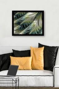 Tablou cu rama din lemn Marvellous 537MRV1618 multicolor