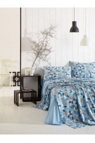 Set lenjerie de pat Marie Claire 153MCL2030 albastru