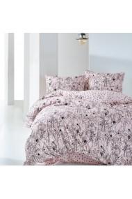 Set lenjerie de pat dublu Marie Claire 153MCL1259 roz