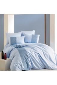 Set lenjerie de pat Marie Claire 153MCL2268 albastru
