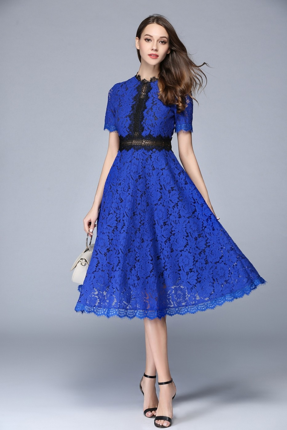 c4ecc422a4 Kaimilan Estélyi ruha ATL-QB545_Blue_els Kék - FashionUP!