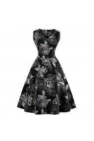 Rochie de seara Mixinni 1620 negru