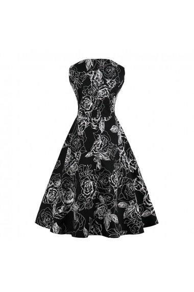Rochie de seara Mixinni 1620 negru - els