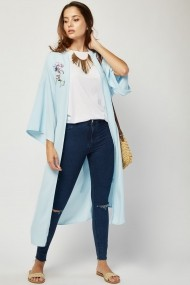 Kimono 664489-313027 Albastru