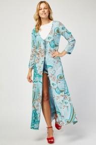 Kimono 664938-313723 Verde