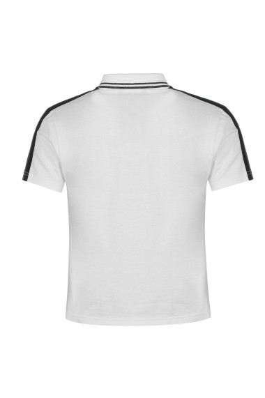 Tricou Polo Golddigga 65200101 Alb