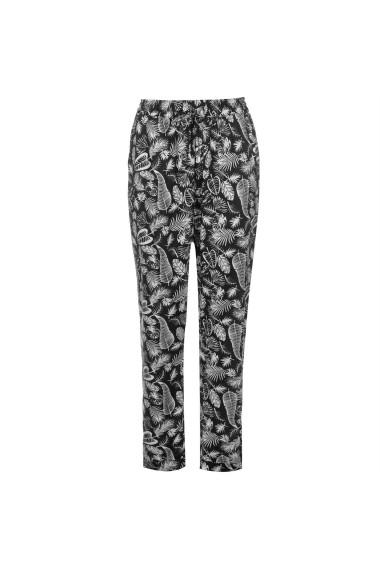 Pantaloni largi Golddigga 67800440 Negru