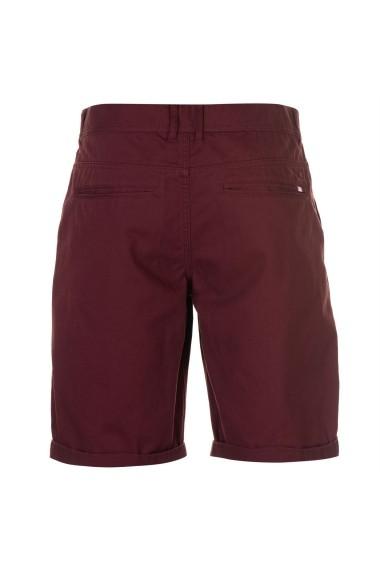 Pantaloni scurti Kangol 47820881 Bordo