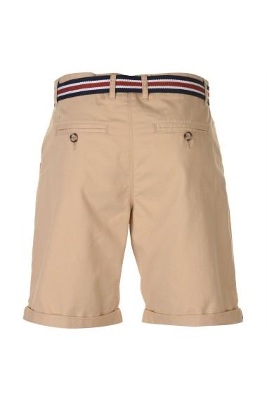 Pantaloni scurti Kangol 47825104 Bej - els