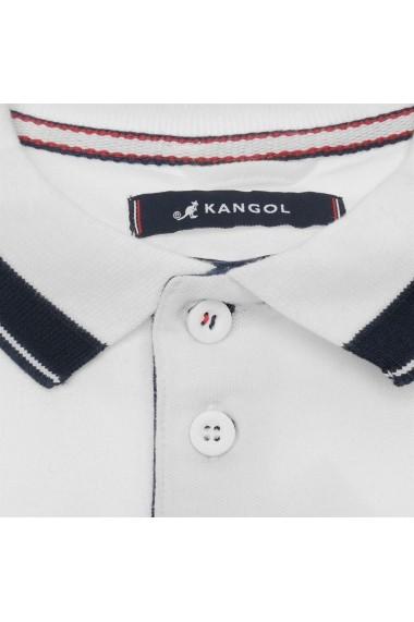 Tricou polo Kangol 54803593 Bleumarin