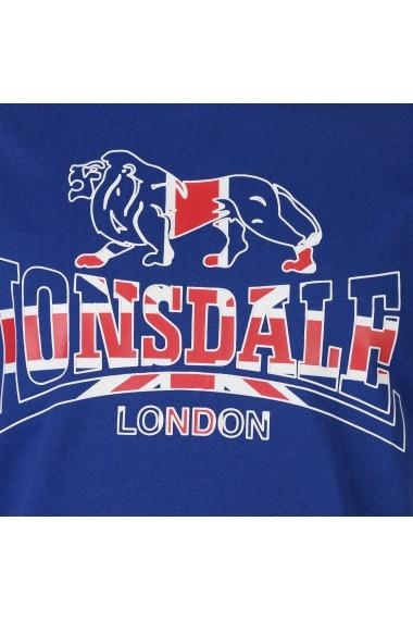 Tricou Lonsdale 59503921 Bleumarin