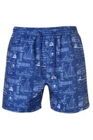 Pantaloni scurti Pierre Cardin 35222718 Albastru