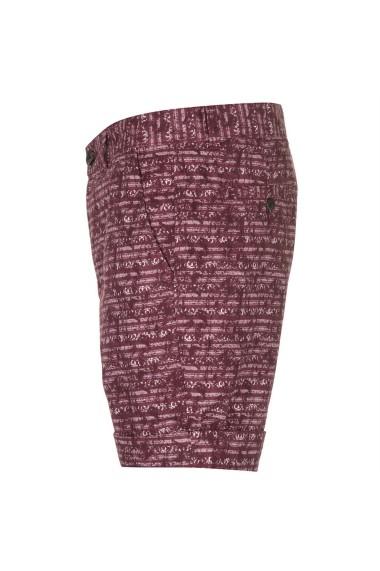 Pantaloni scurti Pierre Cardin 47003909 Bordo